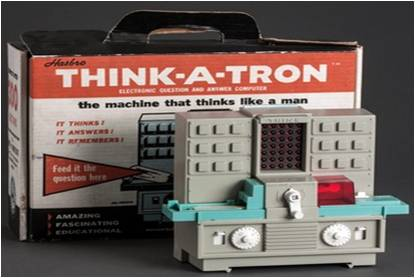 Think-A-Tron toy computer